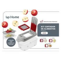 Kit Cortador de Alimentos 21 Peças Up Home UD005 Multilaser -