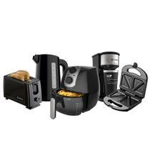 Kit Cozinha Black Cook Fryer Cadence -