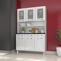 Kit Cozinha Compacta Star Telasul Com Vidro -
