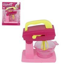Kit Cozinha Infantil Com Batedeira A Friccao Minha Cozinha Dos Sonhos Na Cartela Wellkids - Wellmix