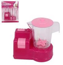 Kit Cozinha Infantil Com Liquidificador A Friccao Minha Cozinha Dos Sonhos - Wellmix