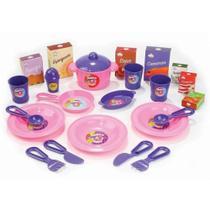 Kit Cozinha Infantil Meu Jantarzinho - Big Star -