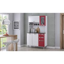 Kit Cozinha Itatiaia Ana 5 Portas e 2 Gavetas -