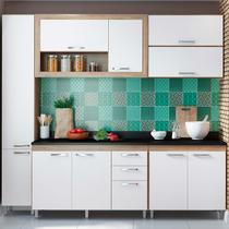 Kit Cozinha Toscana C/ Tampo 5705-T3T - Multimóveis -