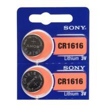 KIT CR1616 3V LITHIUM SONY / 2 Baterias -