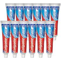Kit Creme Dental Colgate Tripla Ação Hortelã 90g com 12 unidades -