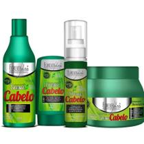 Kit Cresce Cabelo Completo Forever Liss -
