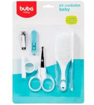 Kit Cuidados Baby Azul 5239 - Buba -