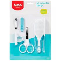Kit Cuidados Baby Azul - Buba Baby -