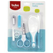 Kit cuidados baby buba - azul -