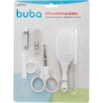 Kit Cuidados Baby Cinza- buba -