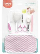 Kit Cuidados Baby - Rosa - Buba -
