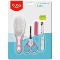 Kit Cuidados de Higiene Rosa Buba -
