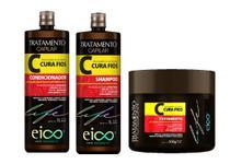 Kit Cura Fios Completo-  Eico Life -