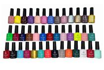 Kit De 10 Esmaltes Em Gel D&Z Para Unhas Belas Manicure -