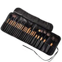 f85dc1219c437 Kit de 24 pinceis para maquiagem profissional com estojo CBR03457 -  Commerce brasil