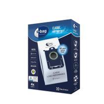 Kit De 4 Sacos Descartáveis S-Bag Electrolux Equipt Philips -