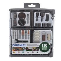 Kit de Acessórios para Mini Retífica com 110 Peças 790-RW Dremel -