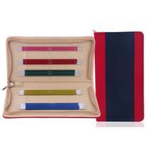 Kit de Agulhas para Meia Ponta Dupla Zing 15cm - Knitpro - Knit-Pro