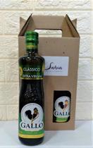 Kit de Azeite de Oliva Clássico Gallo - com 2 Unidades -