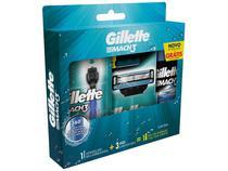 Kit de Barbear Gillette  - Mach3 Aqua-Grip