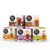 Kit de Bebidas Especiais Nescafé Dolce Gusto - 96 capsulas -
