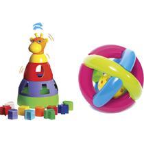 Kit de Brinquedos para bebê de 1 ano - Mercotoys