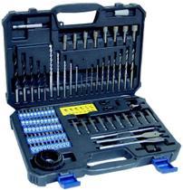 Kit de brocas- 110 peças - Goodyear GY-DK-5006 -