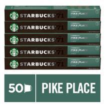 Kit de Café de Starbucks Pike Place by Nespresso - 5 caixas - Nescafé Dolce Gusto