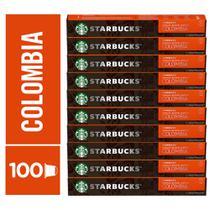 Kit de Cafés de Starbucks Colombia by Nespresso - 10 caixas - Nescafé Dolce Gusto