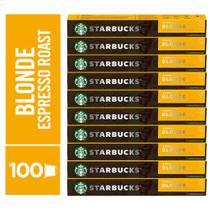 Kit de Cafés Starbucks Blonde Espresso by Nespresso - 10 caixas - Nescafé Dolce Gusto
