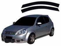 Kit De Calha De Chuva Ford Ka 2008 A 2014 - Novo Original -