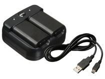 Kit de Carregamento de Energia com Baterias - para Xbox 360 - bigben XB360DUALCHABLA
