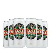 Kit de Cervejas Faxe Premium 06 unidades - Kits