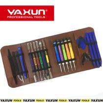 Kit De Chaves Yaxun 6126 Reparo De Celulares E Eletrônicos -