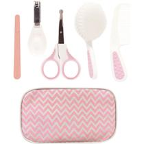 Kit de Cuidados Baby com Estojo Buba Rosa -