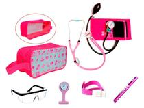 Kit de Enfermagem PAMED com aparelho de pressão e necessaire - Pa Med