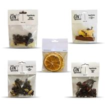 Kit De Especiarias Para Gin Tônica Com 20 Sachês - Nutri