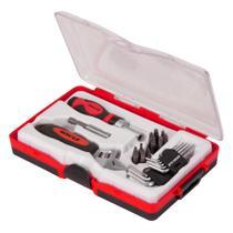 Kit de ferramentas com maleta 24 peças - Schulz