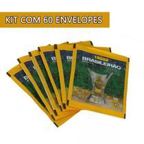 Kit De Figurinhas Colecionáveis - Campeonato Brasileiro - 10 Envelopes - Panini -