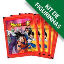 Kit de Figurinhas Dragon Ball Super 2 - Contém 12 envelopes - Panini
