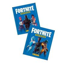 Kit de Figurinhas Fortnite Com 12 Envelopes - Panini