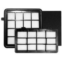 Kit de Filtros para Aspirador de Pó LTI31 Electrolux (FLI01) -