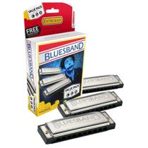 KIT de Gaitas Hohner Blues Band M559 - CGA - GU0034 -