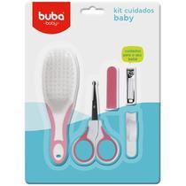 Kit de Higiene Cuidados Baby 4pçs 5239 - Buba Toys -