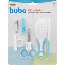 Kit De Higiene Cuidados Baby Para Bebês Azul Buba 5239 -