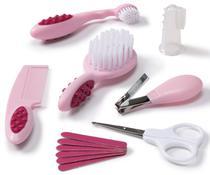 Kit De Higiene Cuidados do Bebê Rosa - Safety 1st -