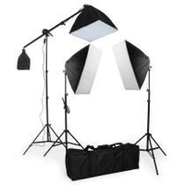 Kit De Iluminação Contínua Sb03 495w-110v - Greika