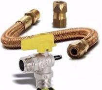 Kit de Instalação Original para Gás Encanado (Gn) - Contuflex