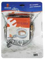 Kit de instalação para bacia de caixa acoplada Esteves -